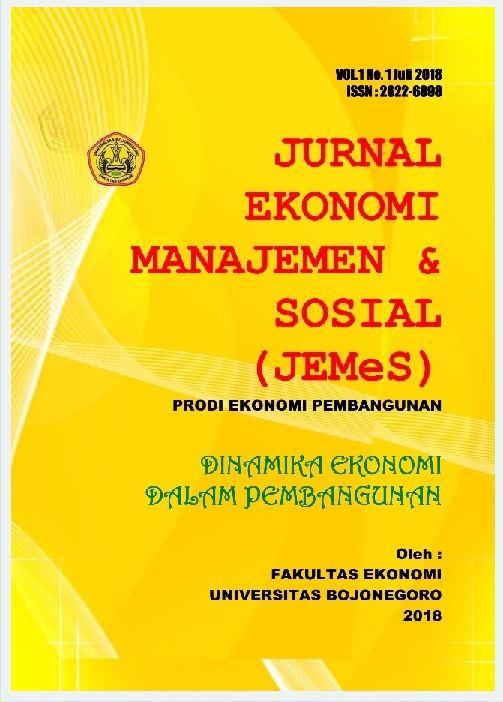 jurnal ekonomi manajemen sosial universitas bojonegoro cover